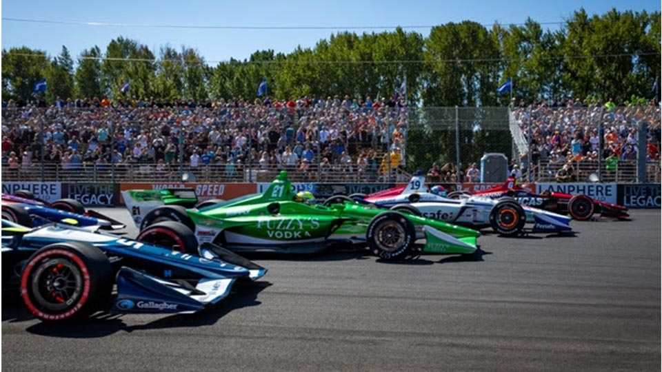 Single Day tickets are on sale Wednesday for 2019 Grand Prix of Portland