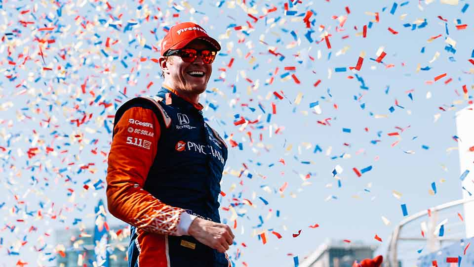 Scott Dixon Signs Multiyear Extension to Stay with Ganassi